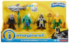 Black Manta / Killer Croc / Batman / Aquaman / Robo Shark  DC Super Friends   DC Super Heroes & Villains   Imaginext