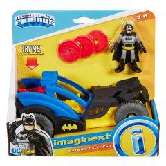 Batman Rally Car   DC Super Friends   Imaginext