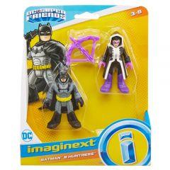 Batman & Huntress   DC Super Friends   Imaginext