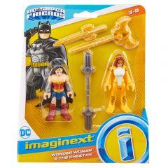 Wonder Woman & Cheetah   DC Super Friends   Imaginext