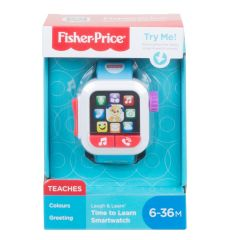 Time To Learn Smartwatch | Laugh & Learn | Fisher Price