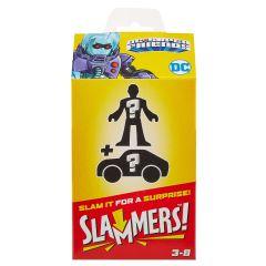 Arctic Sled Imaginext Slammers! Mystery Figure & Vehicle | DC Super Friends