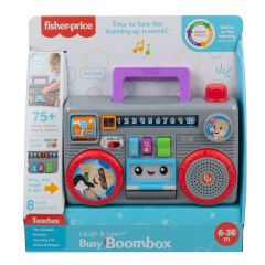 Busy Boombox | Laugh & Learn | Fisher Price