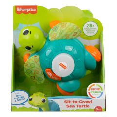 Sit-To-Crawl Sea Turtle | Linkimals | Fisher Price