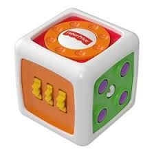 Fisher Price First Fidget Cube