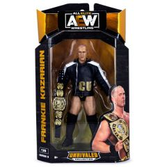 Frankie Kazarian #39   Unrivalled Collection Series 5   AEW Action Figure