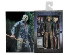 Jason Voorhees | Friday the 13th: Part 4 The Final Chapter | Ultimate Action Figure | NECA