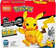 Jumbo Pikachu | Pokemon | Mega Construx