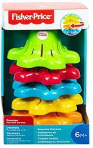 Fisher Price Spinning Stackers