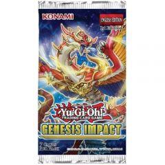 Genesis Impact Booster   Yu-Gi-Oh! TCG