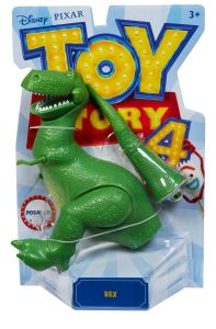 """Rex   7"""" Scaled Action Figure   Toy Story 4"""