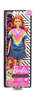 Barbie Red Hair Fashionistas Doll 141