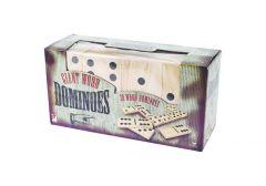 Giant Wood Dominoes