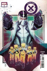 GIANT SIZE X-MEN FANTOMEX #1
