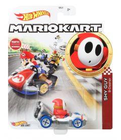 Shy Guy B-Dasher   Mario Kart   Hot Wheels