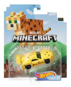 Ocelot | Minecraft 7/7 | Character Cars | Hot Wheels