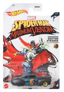 Venomized Doctor Strange | Tail Dragger | Spider-Man Maximum Venom 5/5 | Hot Wheels