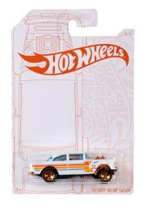 55 Chevy Bel Air Gasser | Pearls & Chrome 4/6 | Hot Wheels