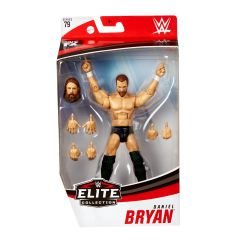 Daniel Bryan - Elite 79 - WWE Action Figure
