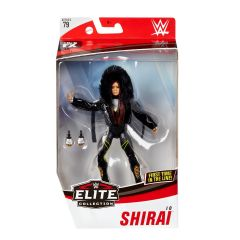 Io Shirai - Elite 79 - WWE Action Figure