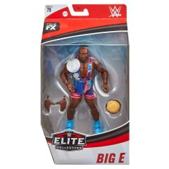 Big E - Elite 79 - WWE Action Figure