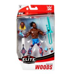 Xavier Woods - Elite 79 - WWE Action Figure