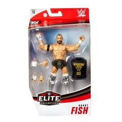 Bobby Fish - Elite 79 - WWE Action Figure