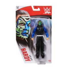 Jeff Hardy - Basic Series 111 - WWE Action Figure