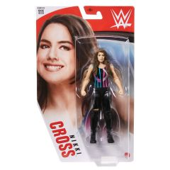 Nikki Cross - Basic Series 111 - WWE Action Figure