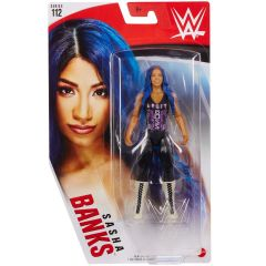 Sasha Banks | Basic Series 112 | WWE Action Figure