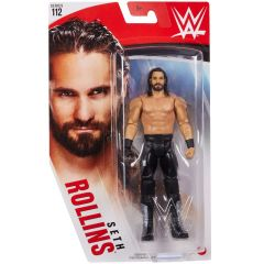 Seth Rollins | Basic Series 112 | WWE Action Figure