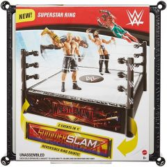 WWE Wrestlemania - Summerslam - Wrestling Ring