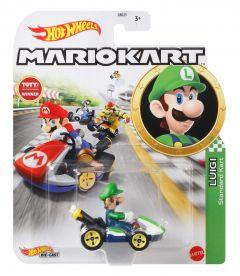Luigi Standard Kart   Mario Kart   Hot Wheels