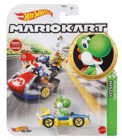 Yoshi Mach 8   Mario Kart   Hot Wheels