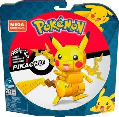 Pikachu | Pokemon | Mega Construx