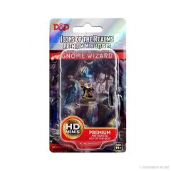 Gnome Wizard (He/Him/They/Them) | Icons Of The Realms Premium Figure | Wave 4 | Wizkids