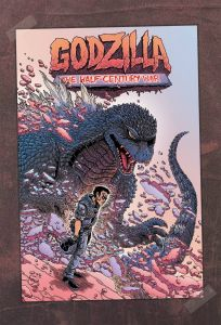 Godzilla - Half Century War - HC