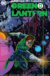 Green Lantern Season 2 Vol 01 HC