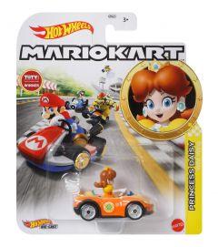 Princess Daisy Wild Wing   Mario  Kart   Hot Wheels