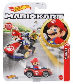 Mario Wild Wing   Mario  Kart   Hot Wheels
