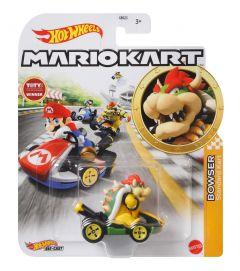 Bowser Standard Kart   Mario  Kart   Hot Wheels