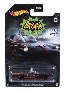 TV Series Batmobile | Batman: Classic TV Series | Batman Entertainment Assortment 2/5 | Hot Wheels