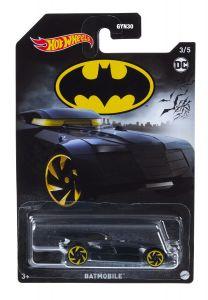 Batmobile | Batman | Batman Entertainment Assortment 3/5 | Hot Wheels