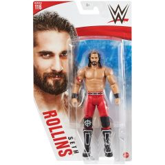 Seth Rollins | Basic Series 116 | WWE Action Figure