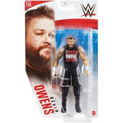 Kevin Owens | Basic Series 116 | WWE Action Figure