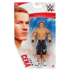John Cena | Basic Series 119 | WWE Action Figure