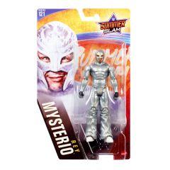Rey Mysterio   Summerslam Basic Series 121   WWE Action Figure