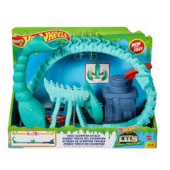 Toxic Scorpion Attack | Hot Wheels City VS. Toxic Creatures