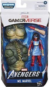 """Gamerverse Ms.Marvel Kamala Khan - Marvel Legends Series 6"""" Figure"""