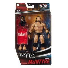 Drew McIntyre - Elite Survivor Series - WWE Action Figure